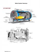 Boiler system cutaways